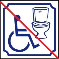 logo wc accessible