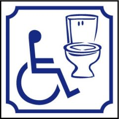 wc accessible